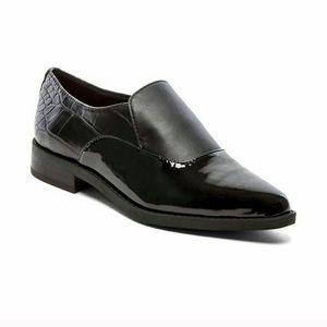 Sam Edelman Farrah Patent Leather Loafers Flats